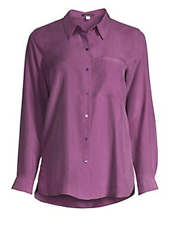 Tops For Women  Blouses, Shirts   More   Saks.com 06733066a337