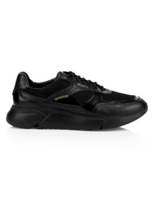 914c7c51854 Axel Arigato Genesis Leather Mesh Panel Platform Sneakers