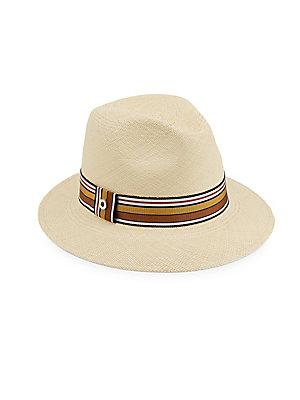 Bettini - Raffaello Bettini Sisal Straw Large Pamela Wide Brim Hat ... ef19e0d39487