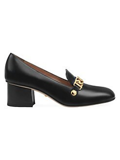 e8b3dd39609 QUICK VIEW. Gucci. Sylvie Leather Pumps