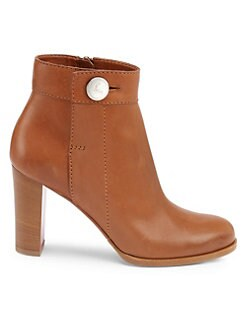 68c9662e1799 Product image. QUICK VIEW. Christian Louboutin. Janis 85 Leather Ankle Boots
