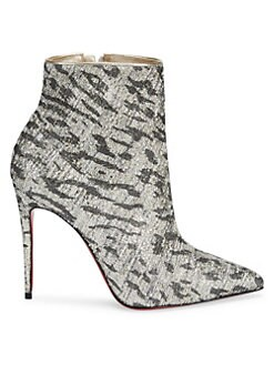 afca54447d1c QUICK VIEW. Christian Louboutin. So Kate 100 Leather Ankle Boots