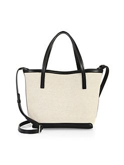 QUICK VIEW. The Row. Mini Park Canvas Tote Bag 400f26120e827