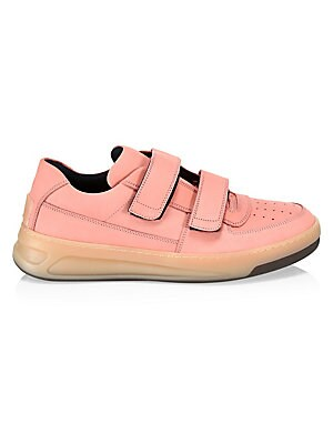 Perey Grip Tape Leather Sneakers by Acne Studios