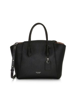 Kate Spade New York Large Grace Leather Satchel