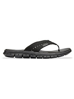 ce299146f07f9 QUICK VIEW. Cole Haan. ZeroGrand Knit Thong Sandals