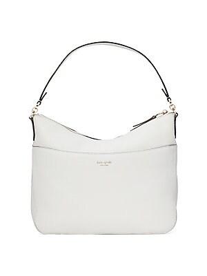 eca9dc0bd278 Kate Spade New York - Polly Medium Leather Shoulder Bag - saks.com