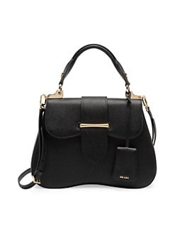 17bc47090e13 Prada. Tie-Dye Front Flap Leather Shoulder Bag.  2550.00. Pre-Order ·  Sidonie Top Handle Tote BLACK. QUICK VIEW. Product image