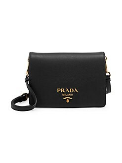 727f6e671e Daino Crossbody Bag BLACK. QUICK VIEW. Product image. QUICK VIEW. Prada