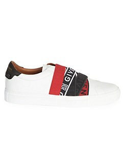 b5d9f3dcc12b3 QUICK VIEW. Givenchy. Urban Street Leather Low-Top Sneakers