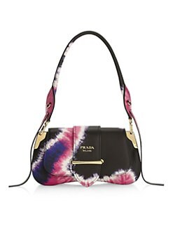 4e06cb5f8d69d QUICK VIEW. Prada. Sidonie Tie Dye Shoulder Bag