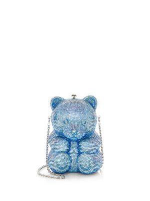 Judith Leiber Gummy Bear Crystal Clutch