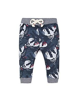 7698ce4d364e Ralph Lauren - Boy s Army Print Patch Jogging Pants - saks.com