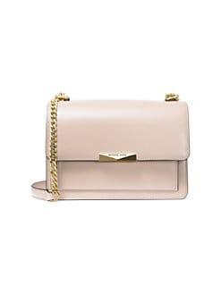 3aefeec738d6 QUICK VIEW. MICHAEL Michael Kors. Large Jade Leather Gusset Shoulder Bag