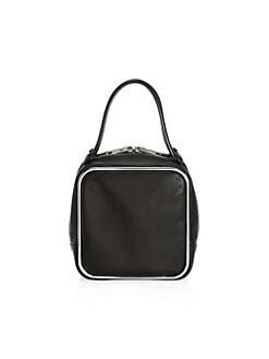 QUICK VIEW. Alexander Wang. Halo Leather Top Handle Bag 95f827096b2ed