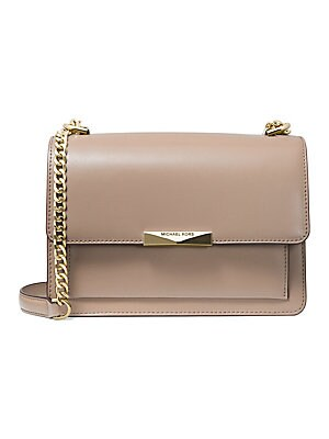3956ce9b87e2 MICHAEL Michael Kors - Large Jade Gusset Shoulder Bag - saks.com