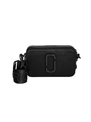 4a1d69d12854 Marc Jacobs - The Softshot 27 Leather Crossbody Bag - saks.com