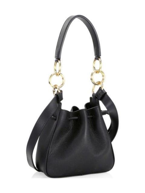 See by Chloé Mini Tony Suede Bucket Bag | SaksFifthAvenue