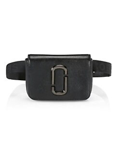 6dfc3f5a0e4b QUICK VIEW. Marc Jacobs. Coated Leather Belt Bag