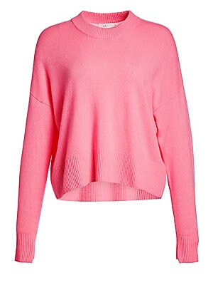 Dilone Cashmere & Wool Slouchy Sweater by A.L.C.