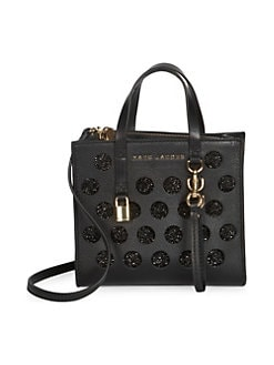 QUICK VIEW. Marc Jacobs. Mini Grind Leather Tote Bag 6dae4b2449ebc