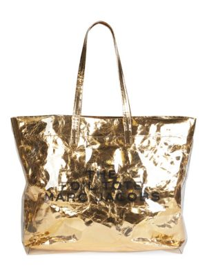 Marc Jacobs Leathers The Foil Tote