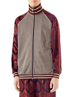 9ef80ec7 Gucci | Men - Apparel - Sweatshirts & Hoodies - saks.com