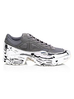 d0fa4a9ad QUICK VIEW. adidas by Raf Simons. Ozweego Platform Wedge Sneakers