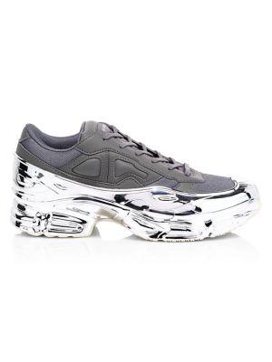 Adidas By Raf Simons Platforms Ozweego Platform Wedge Sneakers