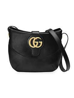 72b9c9827a9a Product image. QUICK VIEW. Gucci. Medium Arli Leather Shoulder Bag