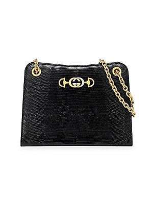 52c4b4618e3 Gucci - Gucci Zumi Lizard Tote Bag