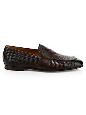 dec23a5746d HUGO BOSS - Kensington Leather Double Monk-Strap Shoes - saks.com