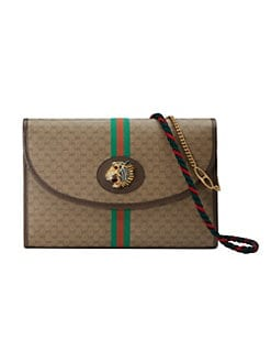 ff3963b50ad Gucci. Medium Rajah Shoulder Bag