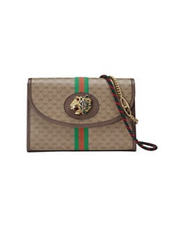 38f28bead41 Gucci. Small Rajah Shoulder Bag