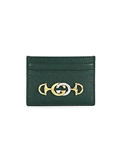 24cfe575ef0 Gucci Zumi Leather Card Case BLACK. QUICK VIEW. Product image