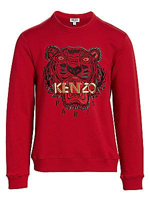 248f2e9f136d Kenzo - Good Luck Tiger Sweatshirt