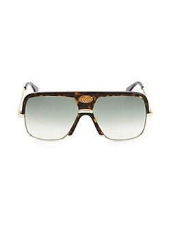 8338fe0305 Gucci. 59MM Square Sunglasses