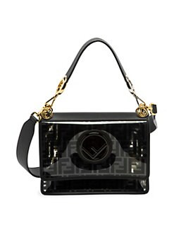 84bdb5d6f1 Fendi - Kan I Logo Crossbody Bag