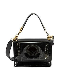 40052a6009ee Product image. QUICK VIEW. Fendi. Kan I Logo Crossbody Bag