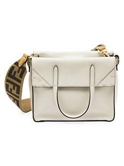 e47d2ec65f2 Fendi. Fendi Small Flip Crossbody Bag