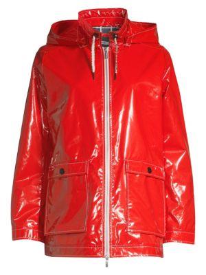 Jane Post Coats Hamptons Lightweight Raincoat