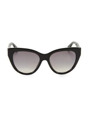 6dbcc350543 Gucci - 58MM Horn Oversized Cat Eye Sunglasses - saks.com