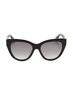 d9b0b1b34ab Gucci. 53MM Cat Eye Sunglasses
