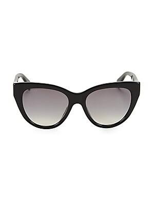 da8c4cf4e 55MM Oversized Square Colorblock Sunglasses.  565.00 · Gucci - 53MM Cat Eye  Sunglasses
