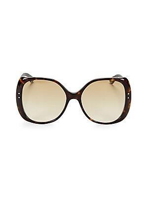 b0f21504b6 Gucci - 56MM Round Sunglasses - saks.com