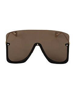 1e1b1edea3773 QUICK VIEW. Gucci. 99MM Shield Sunglasses