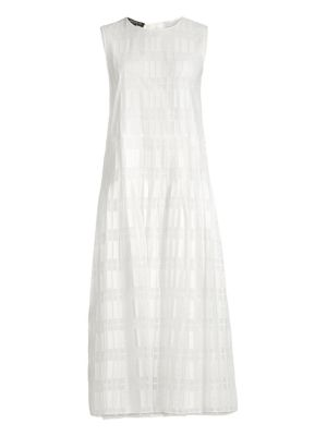 Lafayette 148 Dresses Avalynn Sleeveless Dress