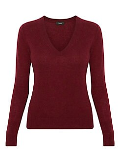 QUICK VIEW. Theory. V-Neck Cashmere Sweater e816a0612
