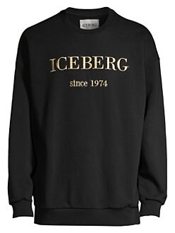 76f32138762 Iceberg - Embroidered Logo Sweatshirt