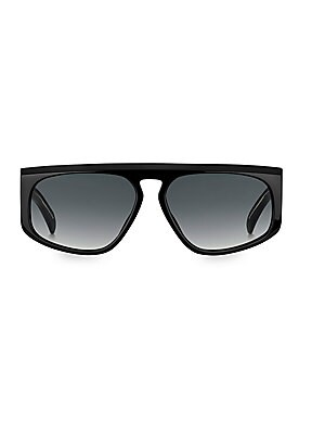 902224adc698a Givenchy - 55MM Flat-Top Gradient Acetate Sunglasses - saks.com